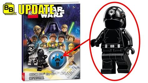 Buku Lego Wars Official Annual 2017 lego wars 2018 official annual minifigure revealed