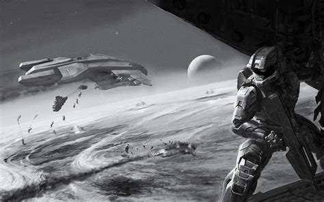 Halo White halo reach wallpapers hd backgrounds