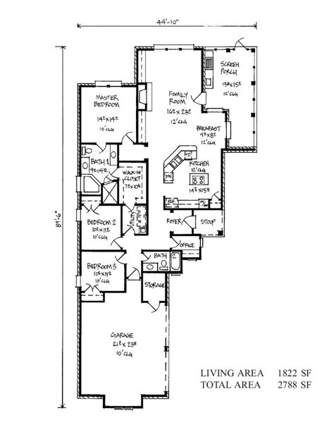 country french floor plans beaumont country french home plans louisiana house plans