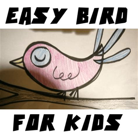 easy kids drawing lessons how to draw a cartoon house how to draw cartoon birds easy drawing tutorial for kids