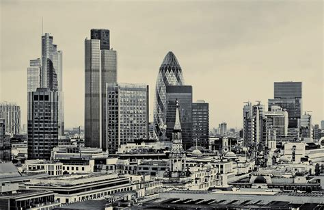 Saturated London Cityscape Wall Mural   MuralsWallpaper.co.uk