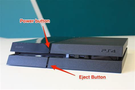 ps3 video reset power button early reaction the ps4 has cool features and just a few