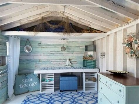 she shed interiors nautical rustic she shed she shed pinterest sheds