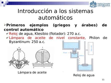 sistema de control de formularios introduccion a la automatizacion