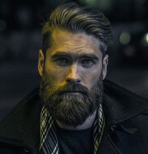 best hair styles to compliment a beard daily dose of best beard styles from http beardoholic