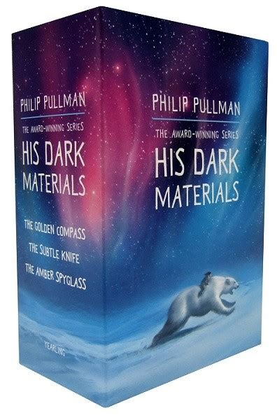 his dark materials trilogy a mighty