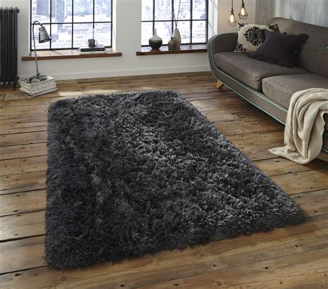polar tufted shaggy rug thick 8 5cm pile soft 100
