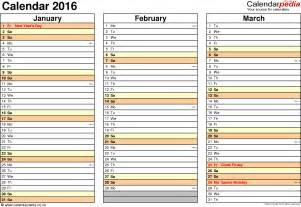 multi month calendar template multi month 2016 calendar calendar template 2017