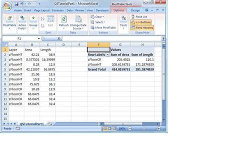 excel format for quantity surveyor autocad for quantity surveyor