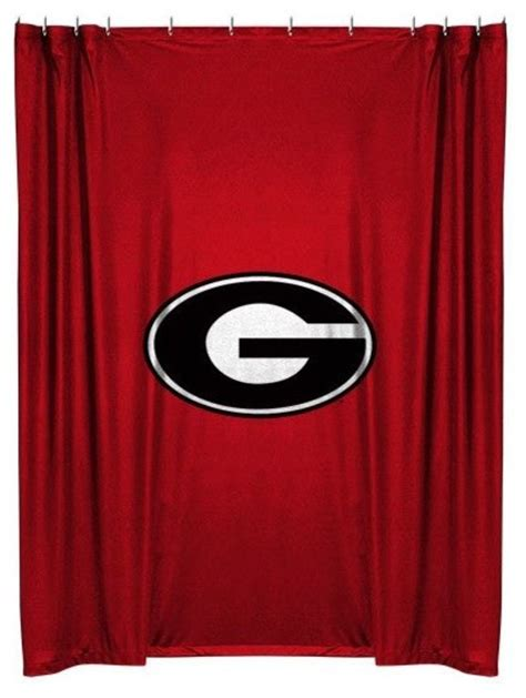 bulldogs bathroom accessories bulldogs shower curtain traditional shower