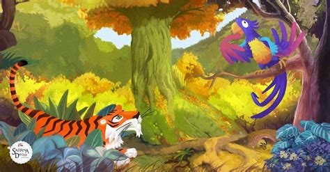 quot el loro pelado cuentos de la selva quot de horacio quiroga dieghi cuentos de la selva el loro pelado