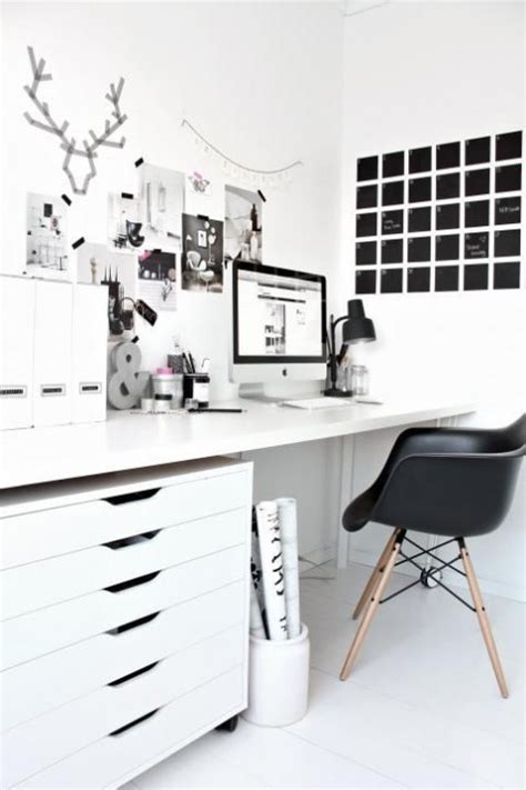 minimal office 47 adorable minimalist home offices comfydwelling