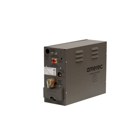 amerec 10 kw residential steam bath generator ak 10 the