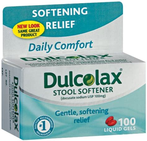 Dulcolax Stool Softener Pregnancy by Colace Dosage Image Search Results