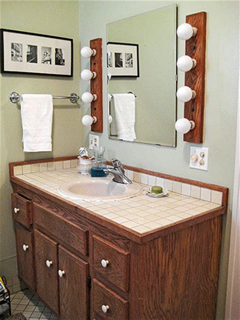 bathroom vanity makeover ideas pretty old houses bathrooms before and after