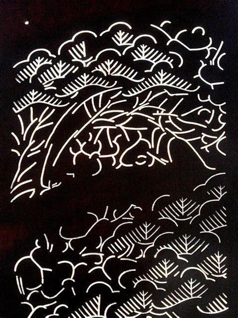 kimono pattern stencil 1000 images about katagami on pinterest kimonos fish