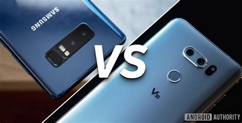 lg v30 vs samsung galaxy note 8 android authority