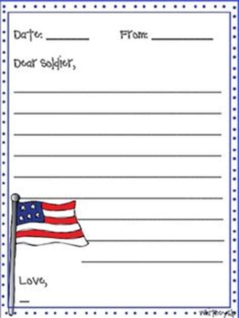 1000 Images About Veteran S Day On Pinterest Veterans Day Veterans Day Activities And Veteran Letter Template
