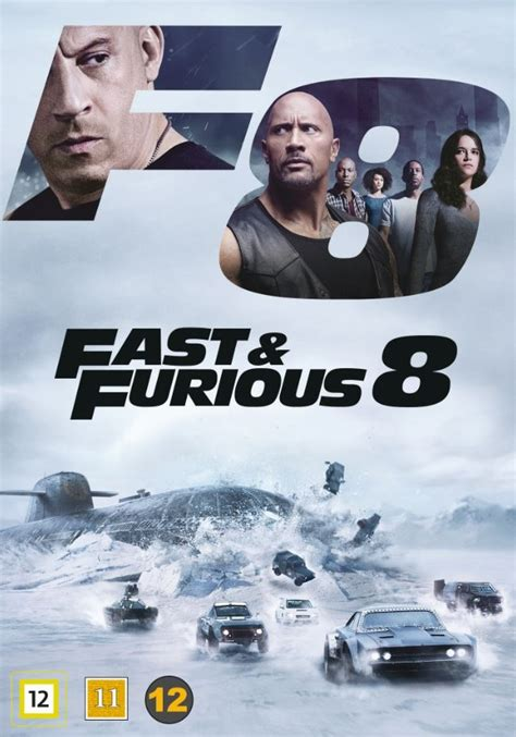 fast and furious 8 dvd fast furious 8 film cdon com