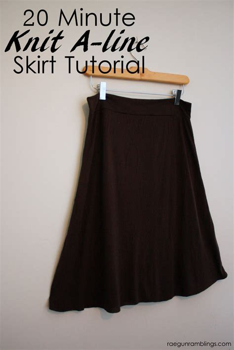 simple pattern a line skirt hogwarts textbooks skirt and 20 minute knit a line skirt