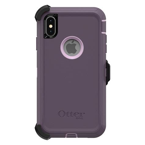 otterbox defender series for iphone xs max retail packaging black big nano best