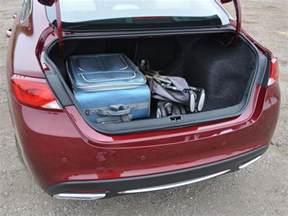Chrysler 200 Cargo Space To 2015 Chrysler 200 Vs 2014 Honda Accord Ny