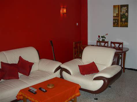 Chambre Rouge Et Blanc Deco