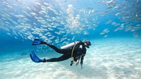 dive in scuba diving in phuket thailand aussie divers phuket