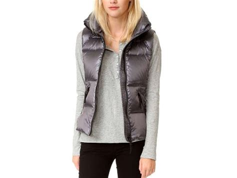 Lust List Shearling Puffer Vest by 10 Best Puffer Vests Rank Style