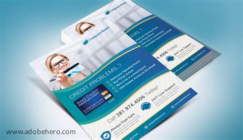 credit card flyer template few marketing flyer liflet phlet i designed