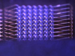 led diode array high brightness matrix led packaging