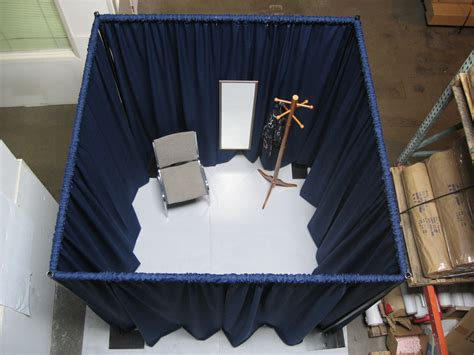 pvc pipe dressing room photobooth kit 10x10 pipe and drape photo dressing room