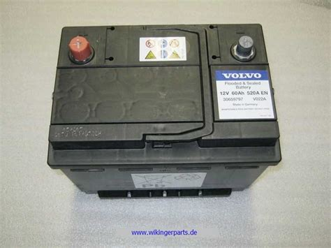 battery volvo s60 volvo part number for a battery 1992 240se volvo