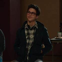 Blind Kid In The Fault In Our Stars Isaac The Fault In Our Stars Wiki Fandom Powered By Wikia