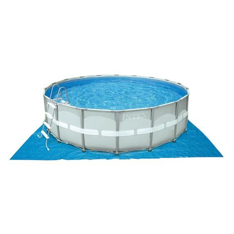 intex 16 ft x 48 in ultra frame pool set with 1 200 gal