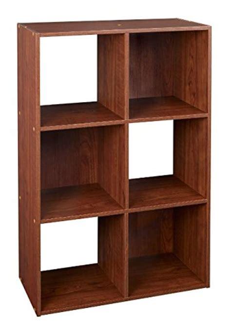 Closetmaid Prices Closetmaid 4104 Cubeicals 6 Cube Organizer Cherry