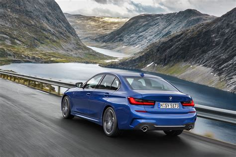 2019 Bmw 3 Series G20 by 2019 Bmw 3 Series G20 Officially Revealed Gtspirit