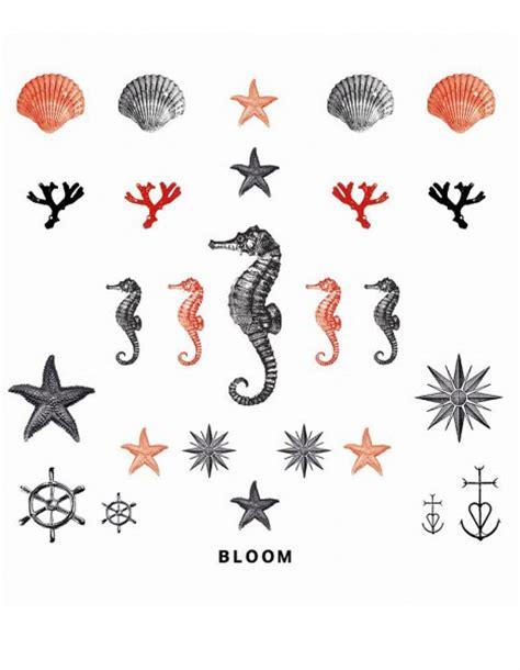 tatouage etoile de mer polynesienne etoile de mer tatouage recherche google hip popo