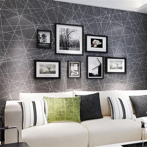 wallpaper hitam putih garis online buy grosir wallpaper geometric hitam putih from