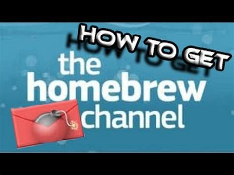how to hack nintendo wii 43 homebrew channel letterbomb how to hack any wii 4 3 homebrew channel no game