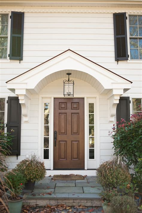 portico on colonial house munz construction portico munz construction porticos