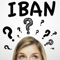 come trovare il codice iban di una si pu 242 verificare a chi 232 intestato un codice iban