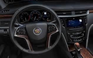 Cadillac Dash 2013 Cadillac Xts Dashboard View Photo 1
