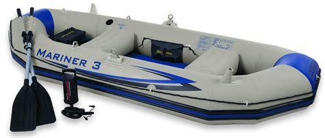 opblaasboot met elektrische motor intex mariner 3 opblaasboot set kopen frank