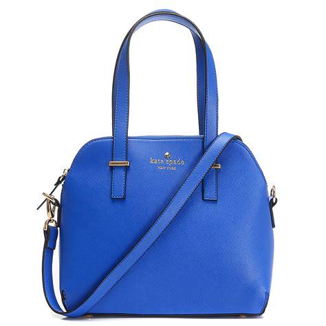 kate spade light blue purse kate spade new york cedar street maise satchel blue kate