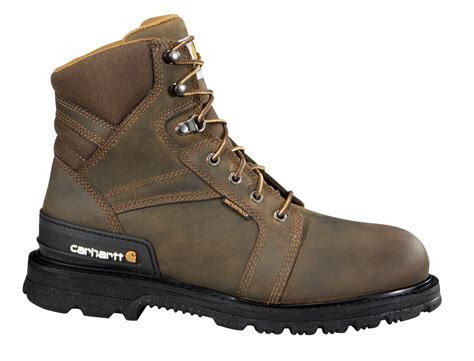 River Boots Safety 01 carhartt boots 6 inch safety toe work boot with heel