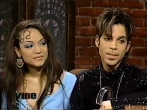 princes ex wife mayte garcia it was the most bizarre who s your favorite prince s wife or girlfriend poll