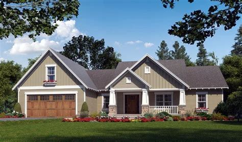 country craftsman house plans cottage country craftsman house plan 59974