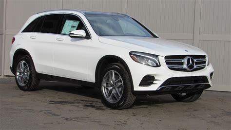 2019 mercedes glc new 2019 mercedes glc glc 300 4matic 174 suv sport