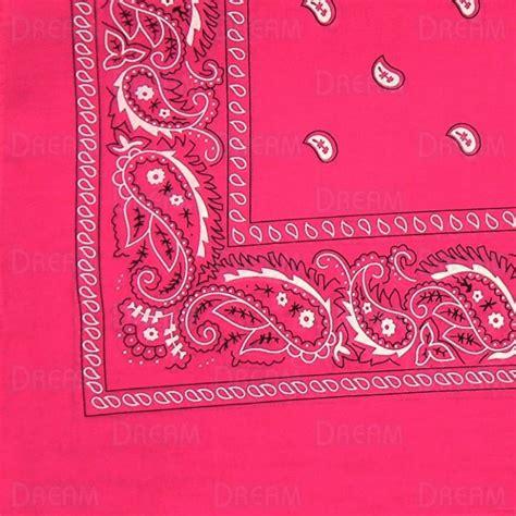 Bandana Reguler bandana folded regular fuschia world products